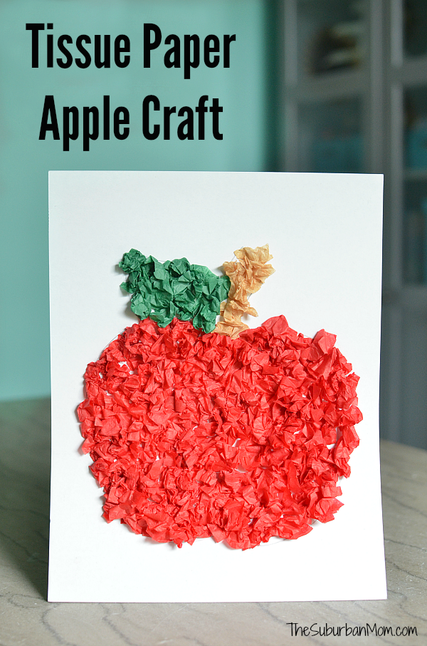 Apple Crafts And Recipes The Crafting Chicks