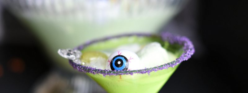 Ghoulish Halloween Kid's Drink