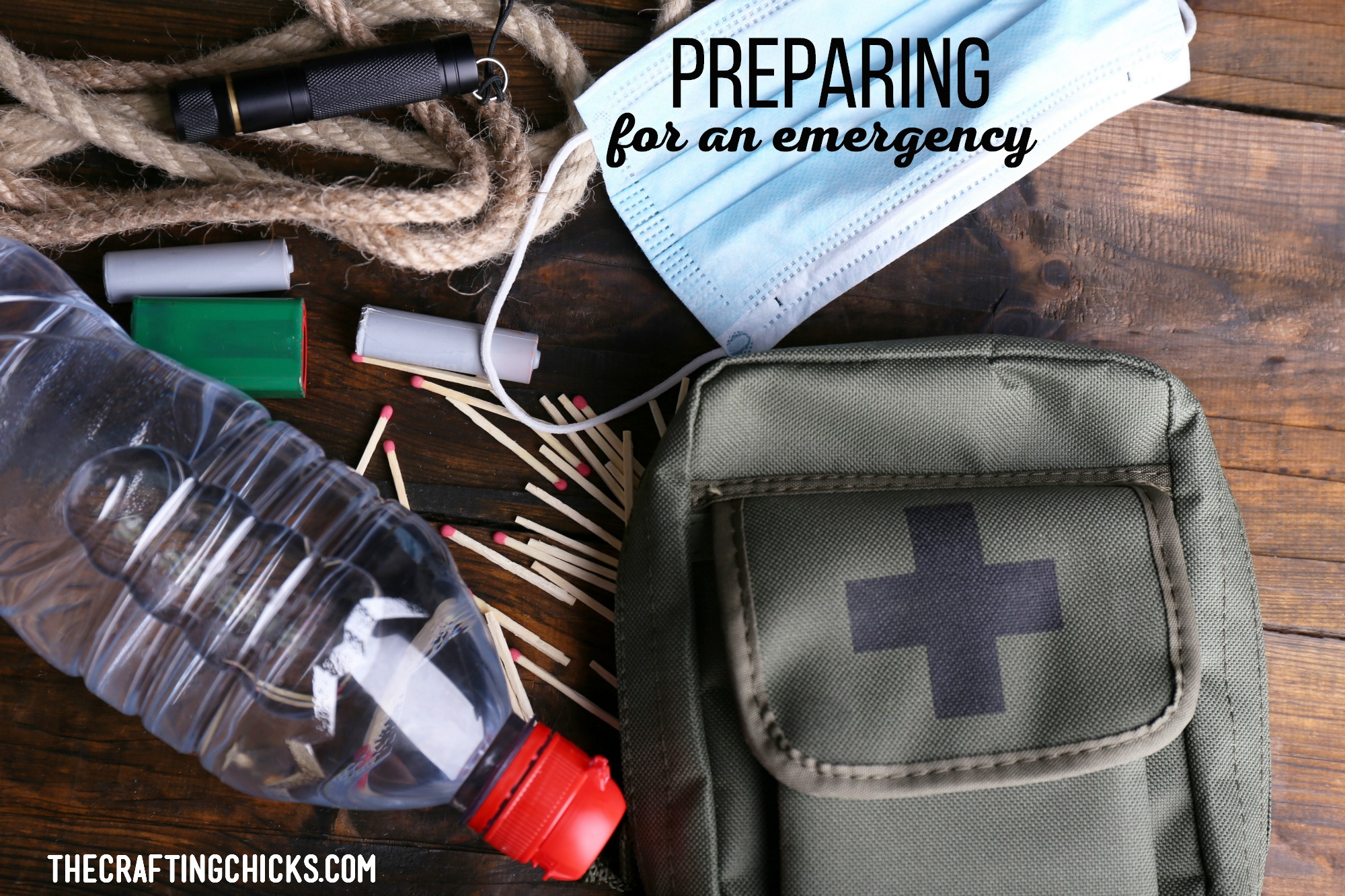 Preparing for an emergency creates a line of protection during uncertain and scary times. Whether you face a flood, fire, tornado, hurricane, earthquake, or other natural disasters, having a plan in place can be the difference between life and death.