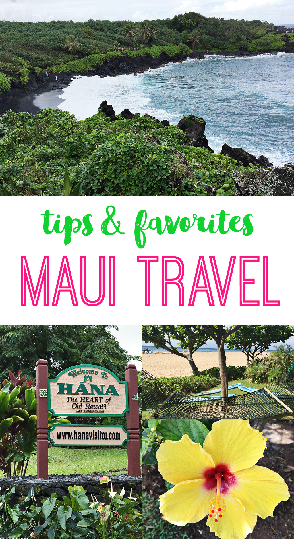 Maui Travel Tips and Favorites