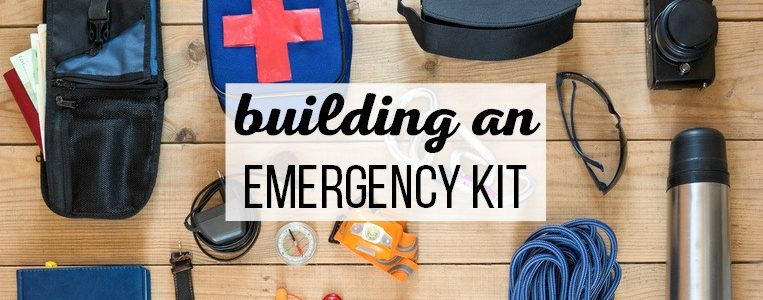 Building an Emergency Kit