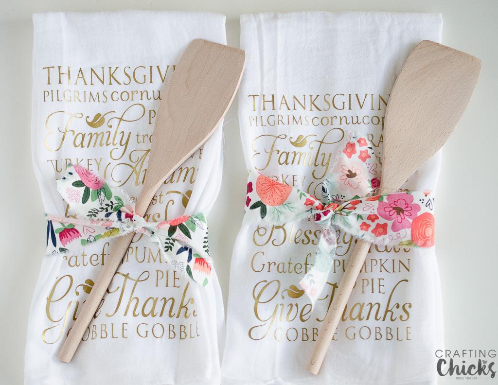 Thanksgiving Hostess Gift Idea