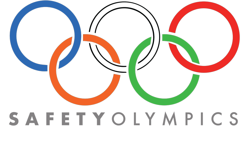 Safety Olympic Flag