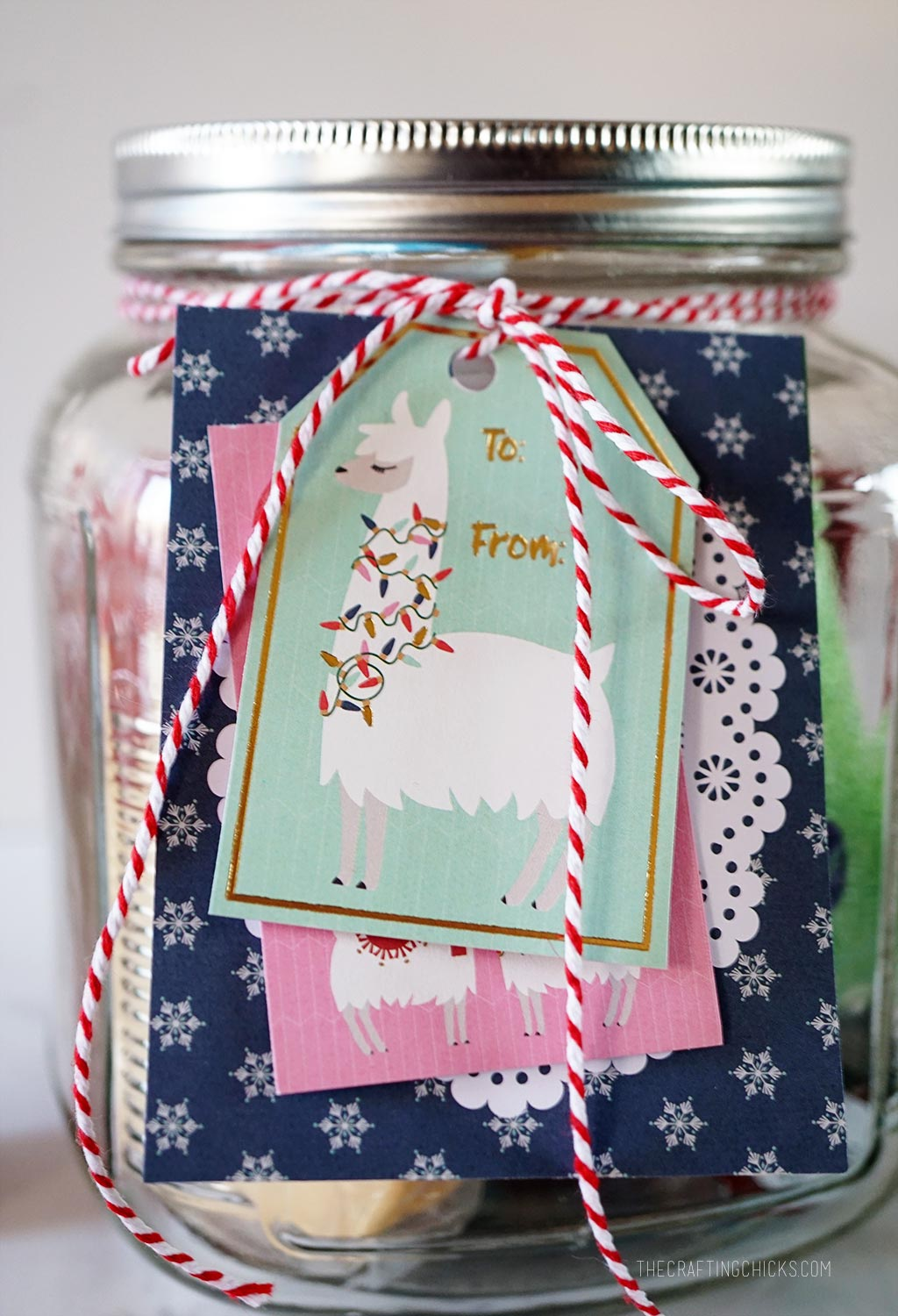 Cookie Gift Jar