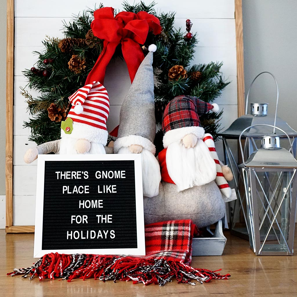 Tip 4 to save money on Christmas Decor