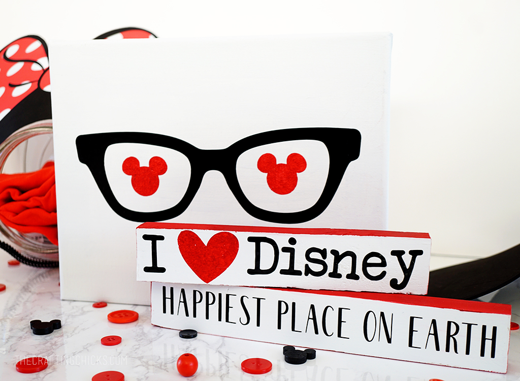 I Heart Disney Sign