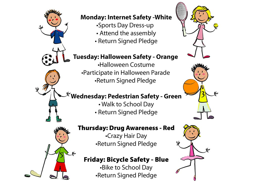 Safety Olympic Events