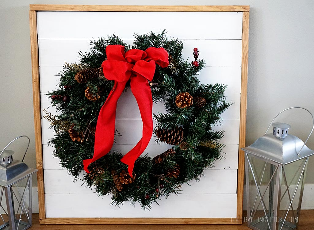 Wreath Board