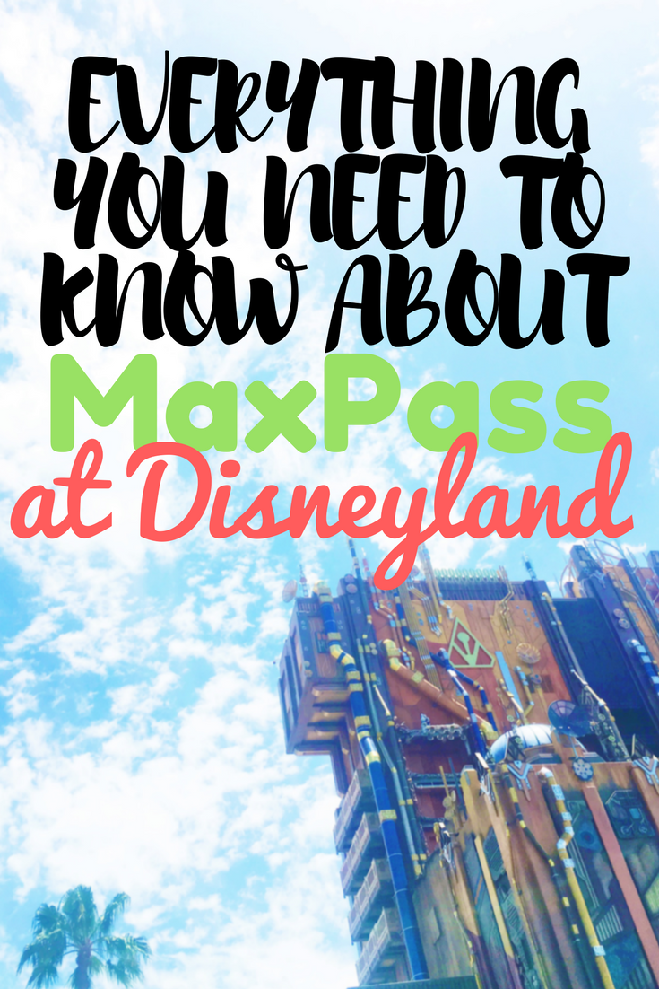 Find out everything you need to know about using MaxPass at Disneyland. Learn what it is and our best tips on how to use it for your vacation.