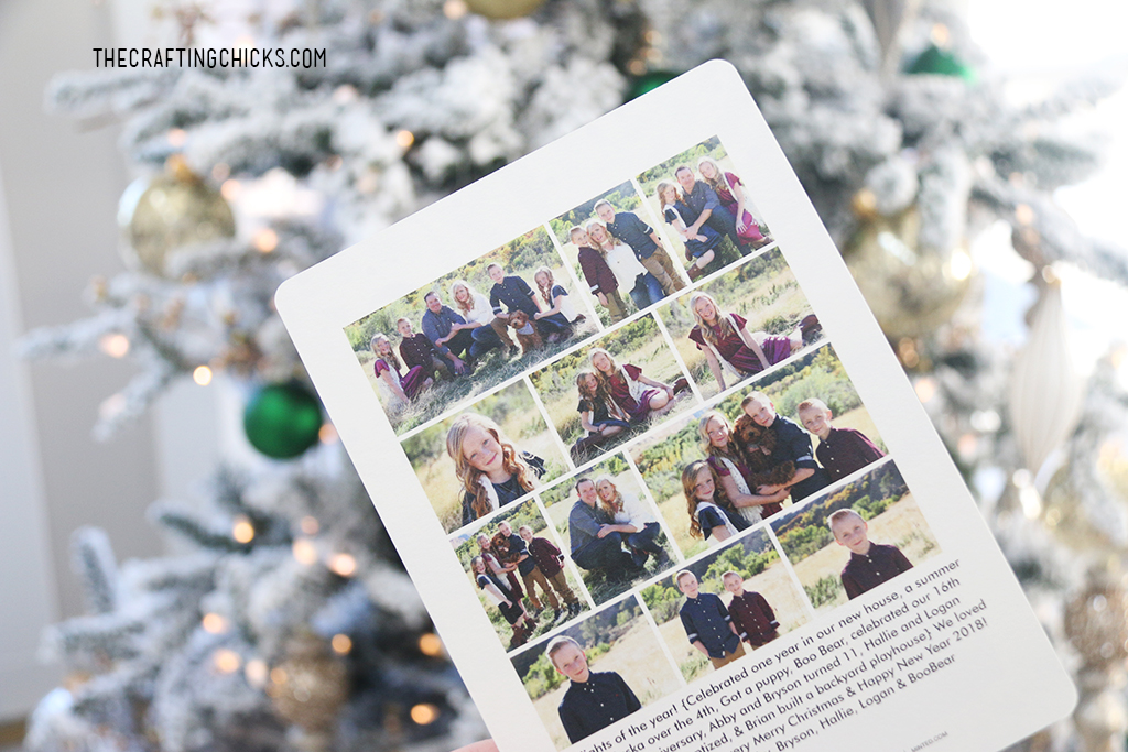 We are excited to show you our Holiday Photo Cards 2017! Each card was hand picked and made especially for each family. They are custom Christmas cards with foil printing. We think you'll love them as much as we do.