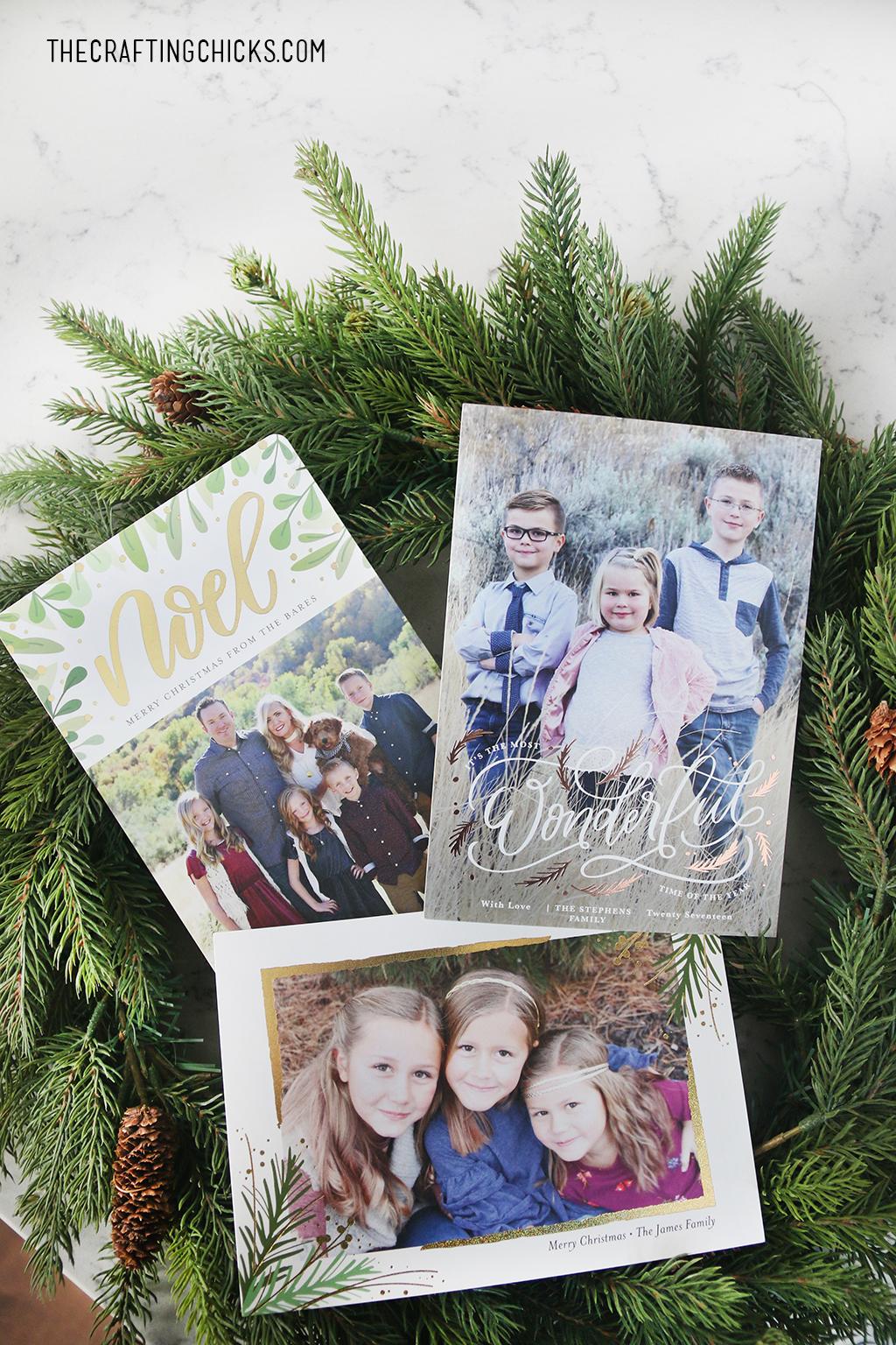 Holiday Photo Cards 2017
