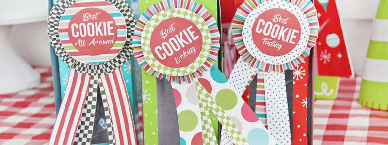 Cookie Exchange Award Printables are the perfect way to show what cookies take the cake. Everyone can vote on their favorites from each category.