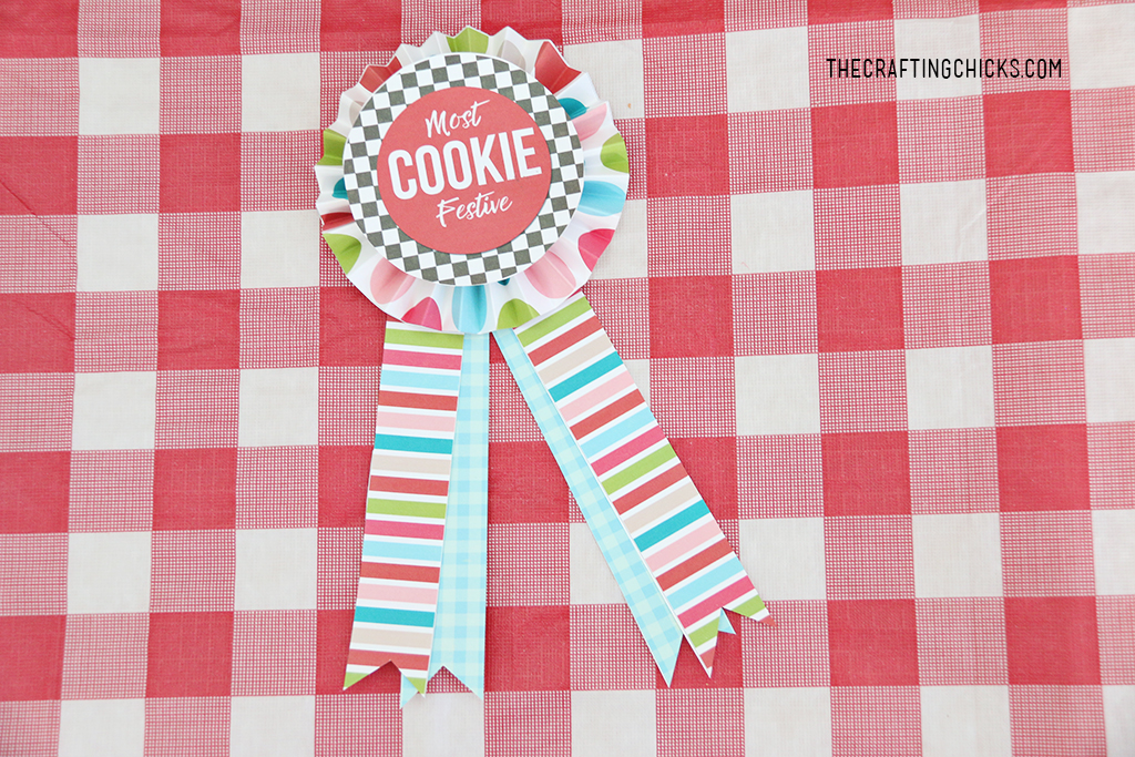 Cookie Exchange badges
