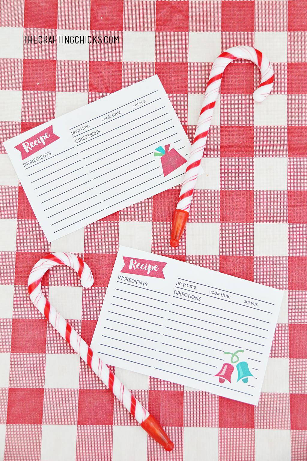 Tween Cookie Exchange Party Recipe Cards are a fun way to show youngsters how to collect fun recipes. Use this along with our DIY Recipe Box for a great party idea.
