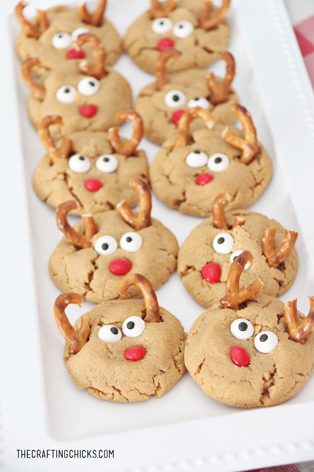 Sugar Free Cake Mix Peanut Butter Cookies