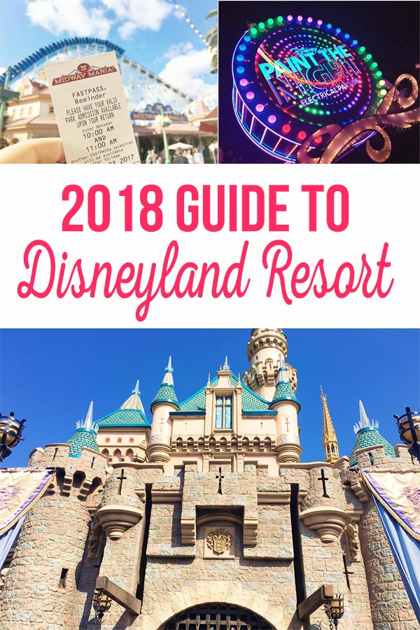 Our guide to Disneyland 2018 is your key to what's happening at Disneyland throughout the year. Find out more about exciting events, premieres and how to get the best deal on your 2018 Disneyland vacation.