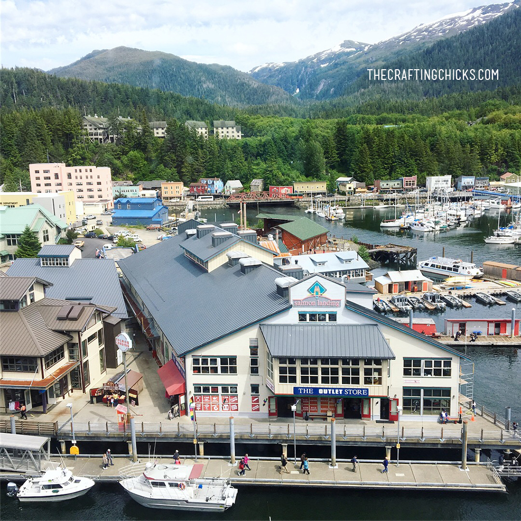 Alaska Cruise Ports and Activities