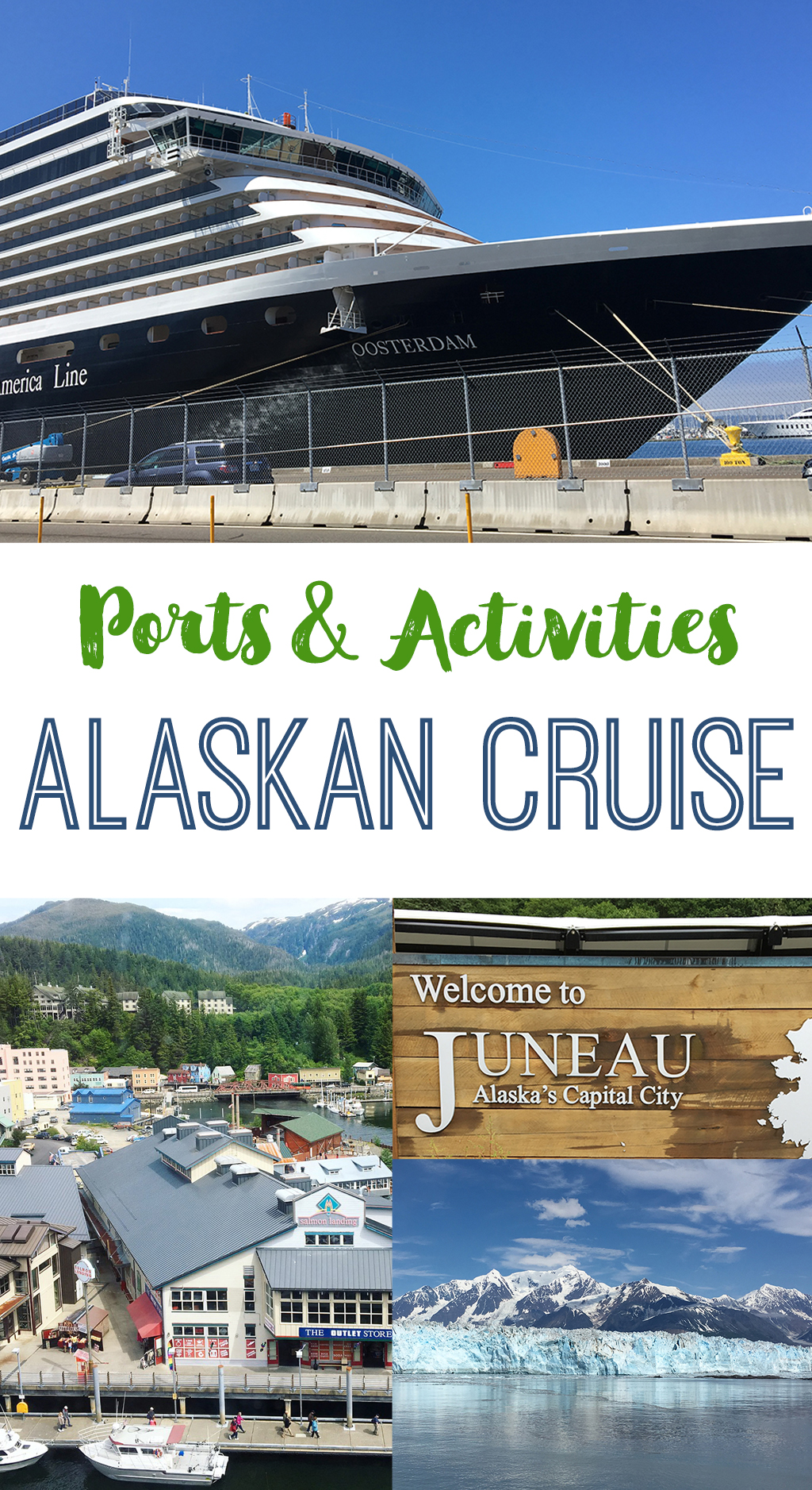 Best Excursion Ideas for an Alaskan Cruise. We took our family on an Alaskan cruise during the summer.  I'm so excited to share the fun we had, and the exciting things we did at each of the stops.