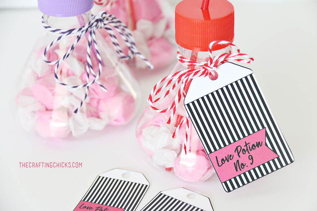 Love Potion No 9 Valentine Printable