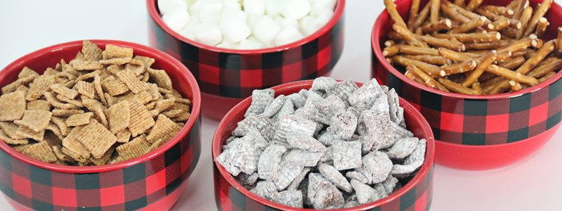 Smore snack mix recipe