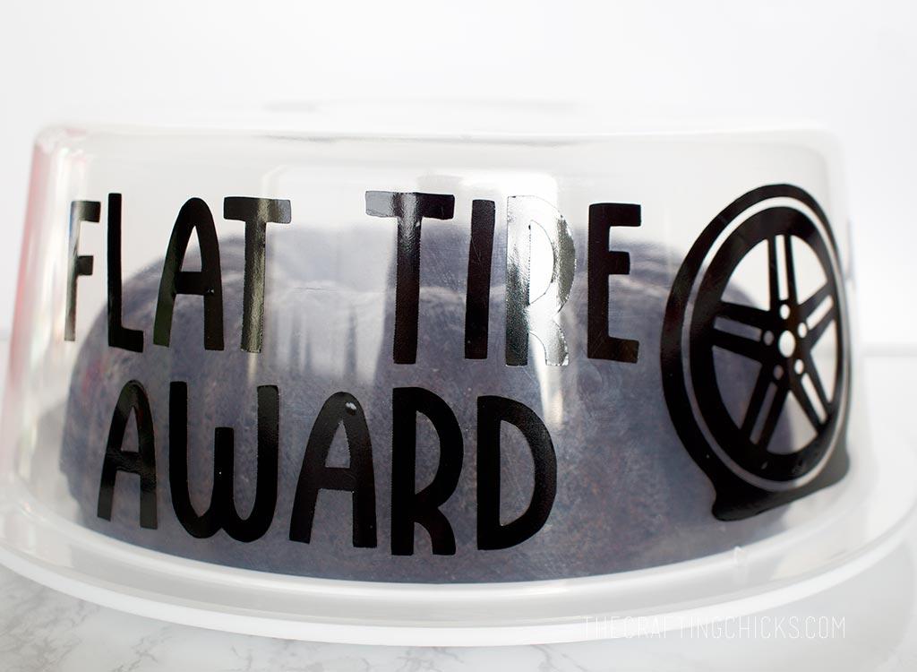 Flat Tire Award