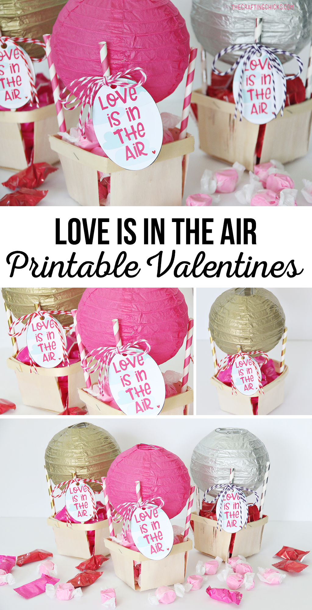 We\'re Mint to Be Printable Valentines - The Crafting Chicks
