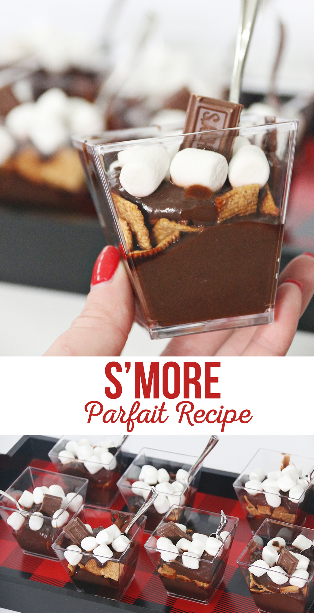 S'more Parfait Recipe