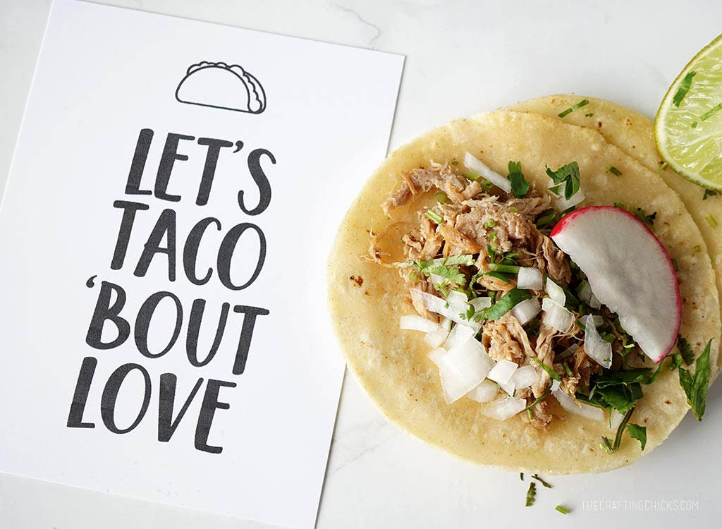 Let's Taco Bout Love