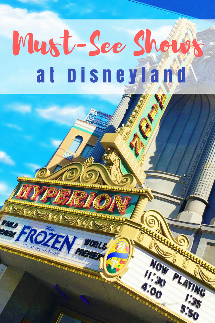 If you're looking to experience even more magic at Disneyland and Disney California Adventure, keep reading to see what the must-see shows are at the Disneyland Resort!