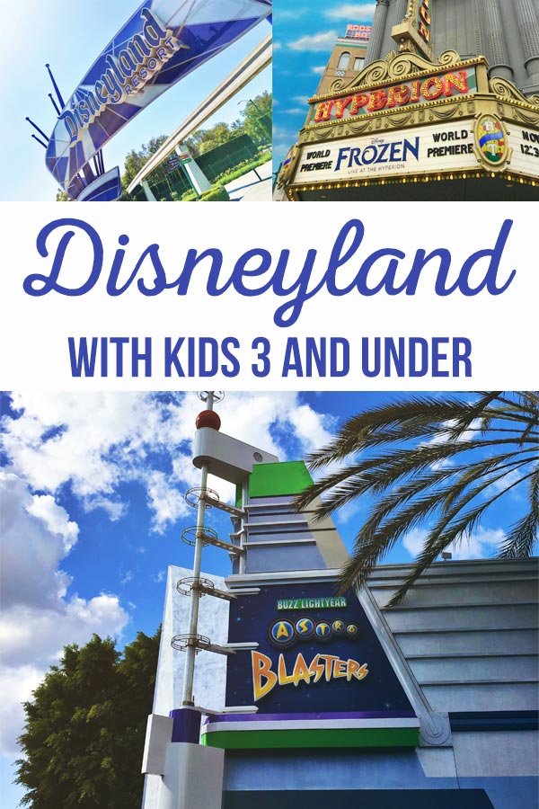 Get the best rides, shows and tips at Disneyland for kids 3 and under. Find out why you should be taking your babies and toddlers to the Happiest Place on Earth. #disneylandtips #disneylandwithkids