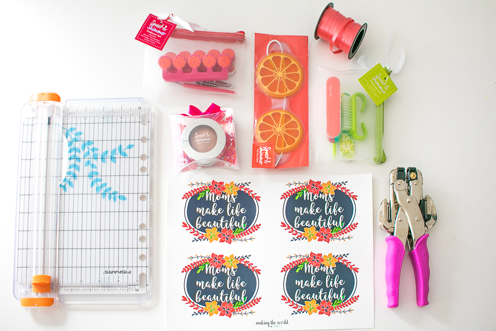 Mothers Day Gift Idea For Friends With Free Printable