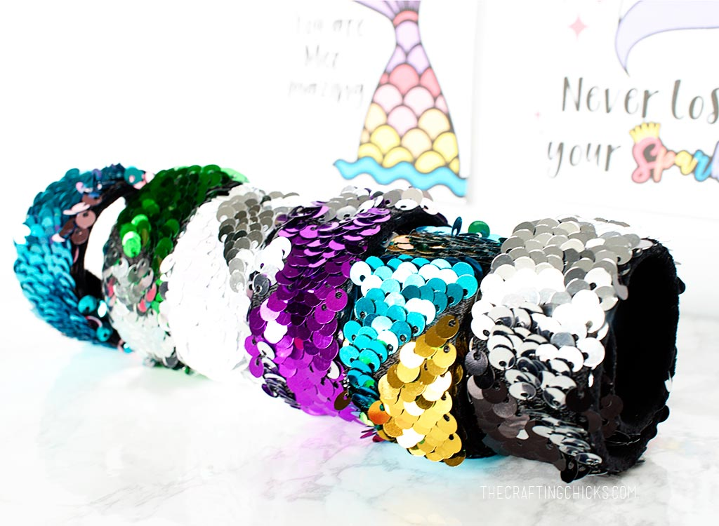 Mermaid Bracelets