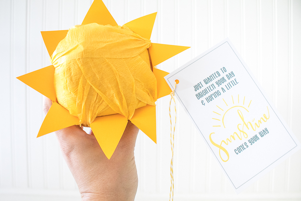Sunshine Surprise Ball