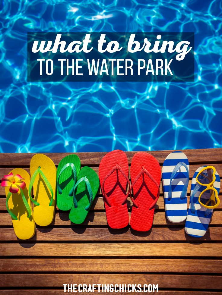 What to Bring to the Water Park! This is a list of our must have items to make water park trips so easy.
