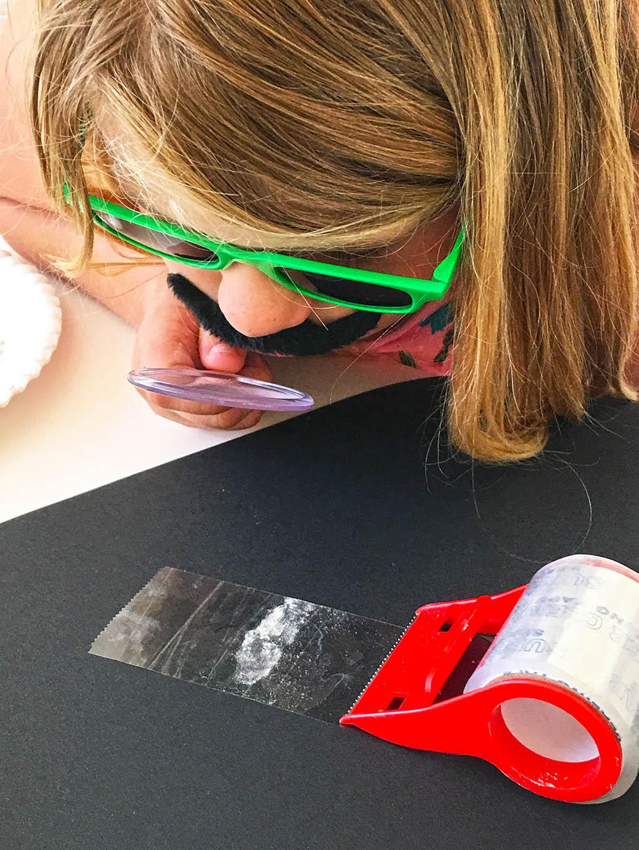 Diy kids spy kit and fingerprint craft the crafting chicks for Spy crafts for kids