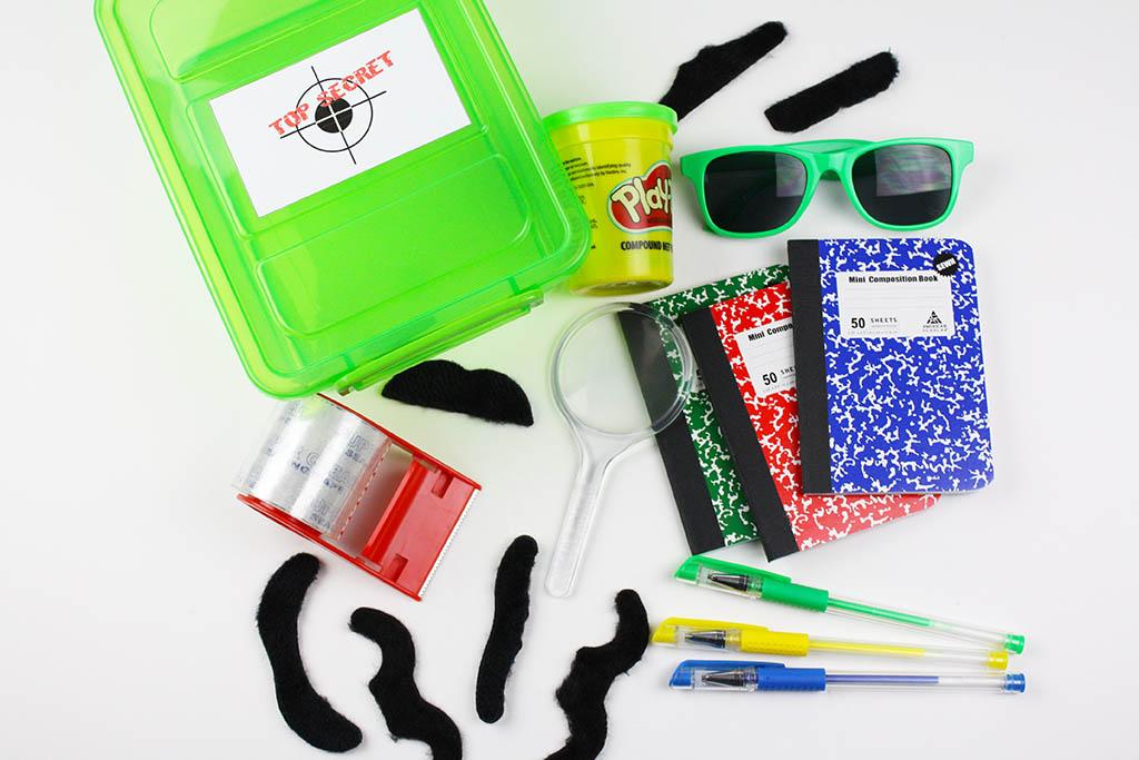 DIY Spy Kit