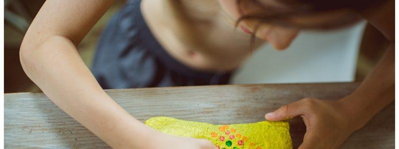 How to Make Kindness Rocks with Kids