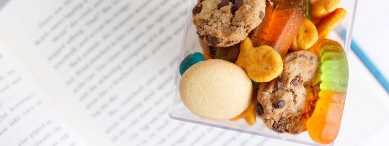Bookworm Snack Mix