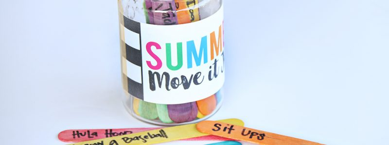 Summer Move it Jars