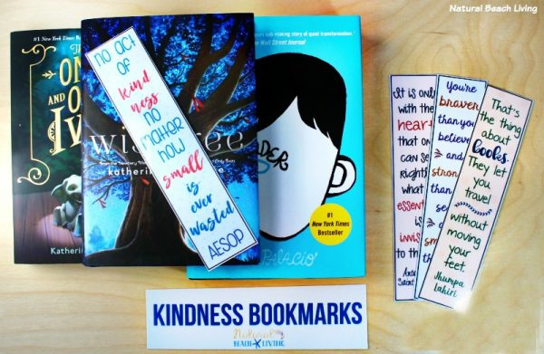 Kindness Bookmarks