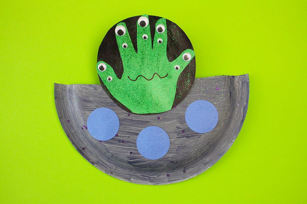 UFO Solar System Craft