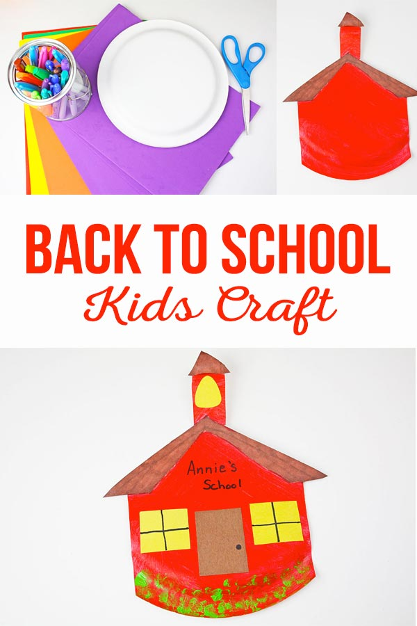 Back to School Kids Craft