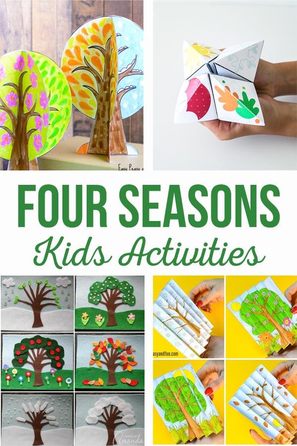 Four Seasons Kids Activities