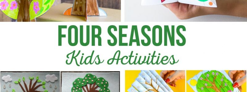 Four Seasons Kids Activities