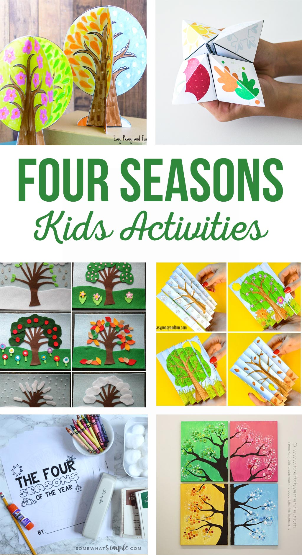 Four Seasons Activities
