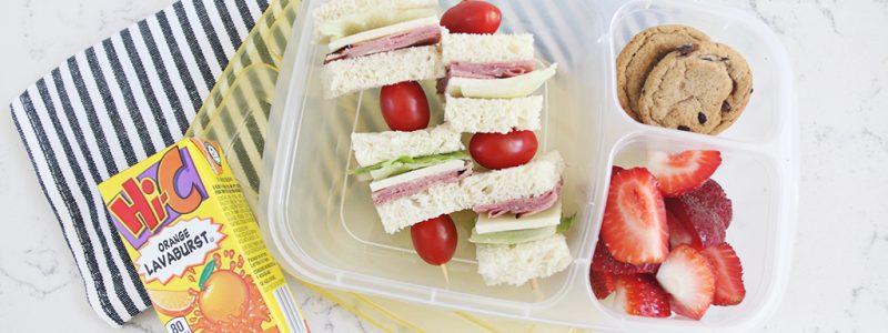 Lunch Ideas for School Week 2