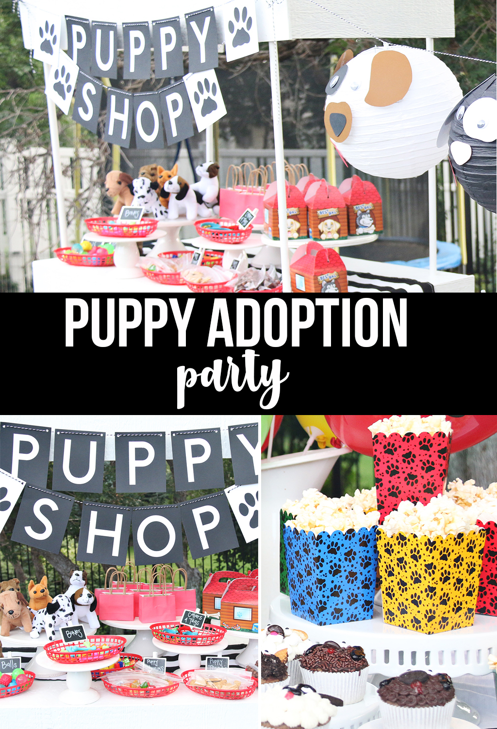 Puppy Adoption Party