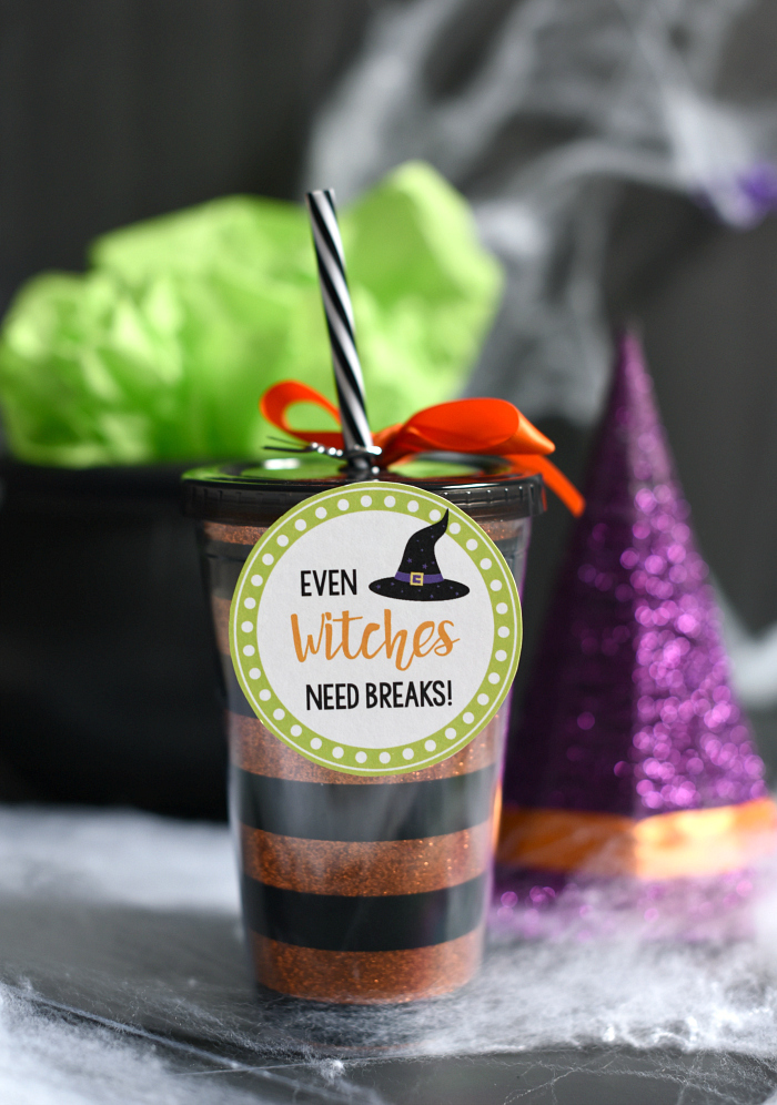 Halloween Gift Witch Drink Cup