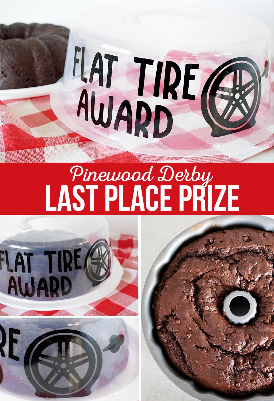 Last Place Award