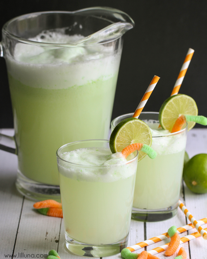 Halloween Witch Potion Drink